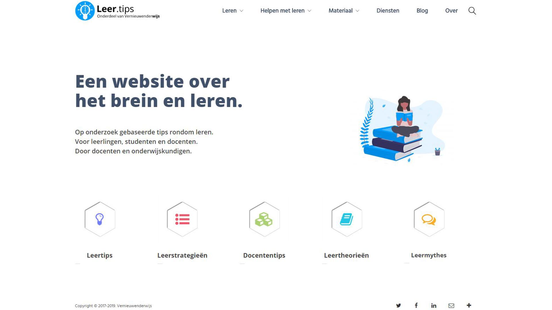 Website leer.tips