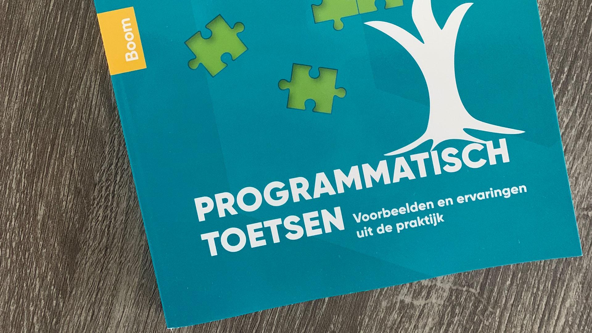Boek Programmatisch Toetsen